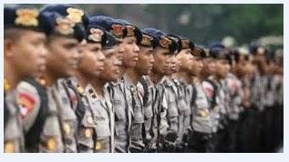 Syarat dan Cara Mendaftar POLISI / POLRI / Kepolisian Republik Indonesia