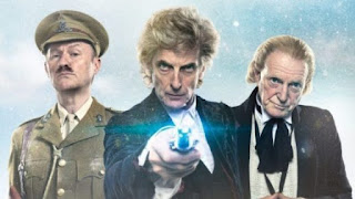DOCTOR WHO Christmas special Twice Upon A Time