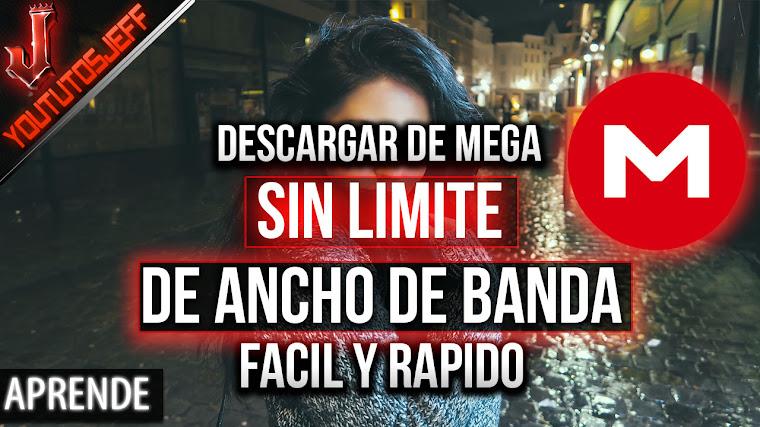Como Descargar De Mega Sin Limites 2017 | Facil y Rapido