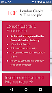 London Capital Finance FCA FSCS Shutdown