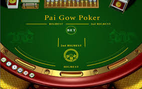 Bermain Poker Pai Gow paling mudah
