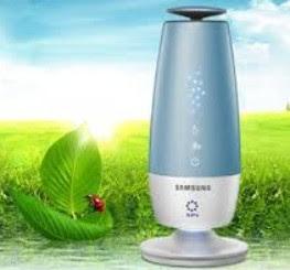 noleggio benessere purificatore d'aria
