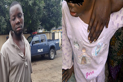 I Saw Whitish Substance Dripping From Her P@nts, Woman Narrate How Lagos Driver R*ped 2-Yr-Old Daughter