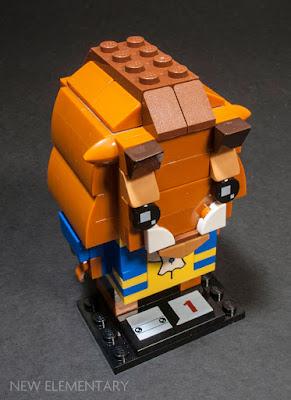41596 Beast LEGO® BrickHeadz