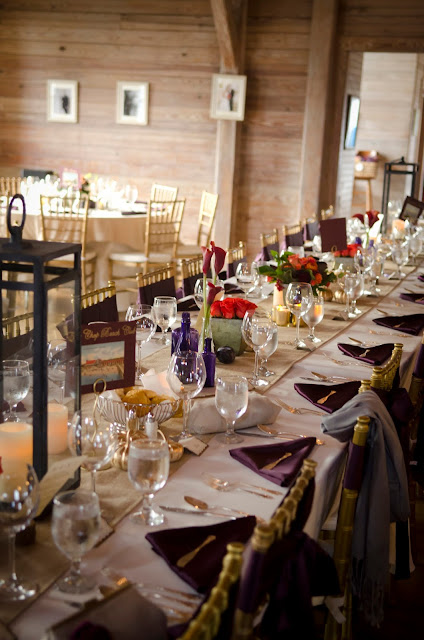 Our Entire Wedding Party And Immediate Families Were Seated At This Long Table In The Middle Of E Michael I Sat End Front