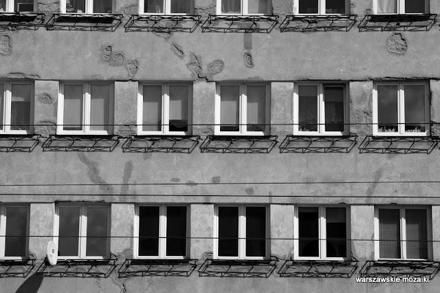 Warszawa Warsaw Mokotów poczta Puławska 49 kamienica Szustra modernizm