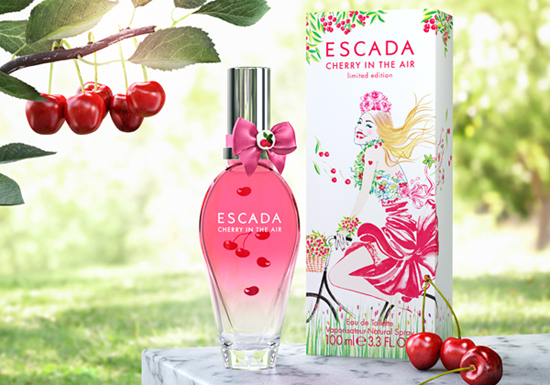 Parfum Cherry in the Air Escada