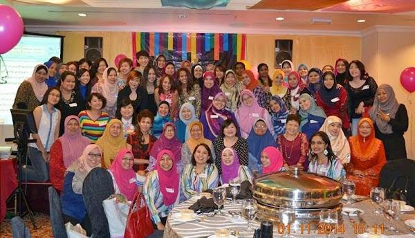 Reunion Pelajar Sekolah Convent Peel Road 88-92