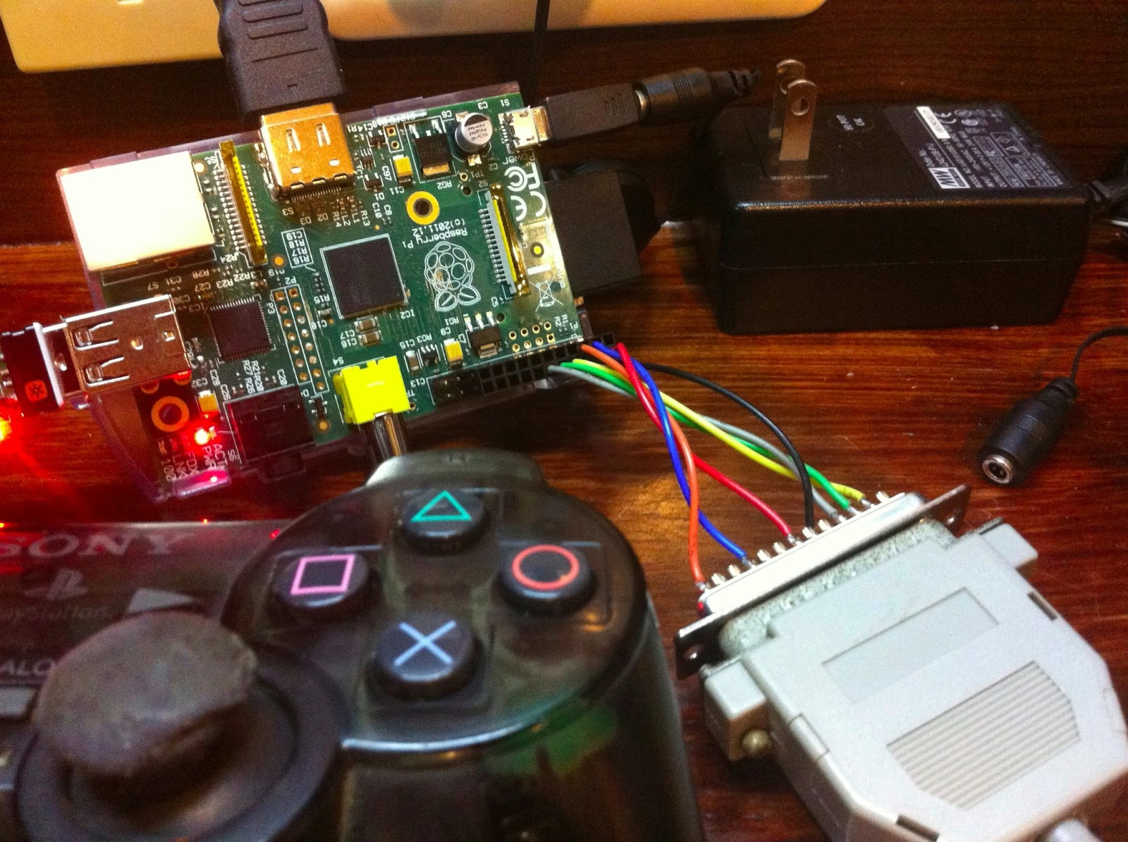 can retropie play ps1 games