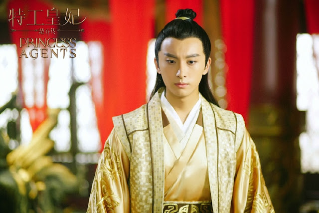 Princess Agents Niu Jun Feng