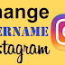 How to Change My Instagram Username