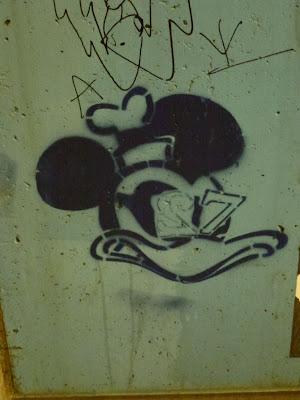 Disney-Mix am Museums-Quartier in Wien