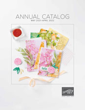 Stampin Up! 2021-22 Annual Catalog