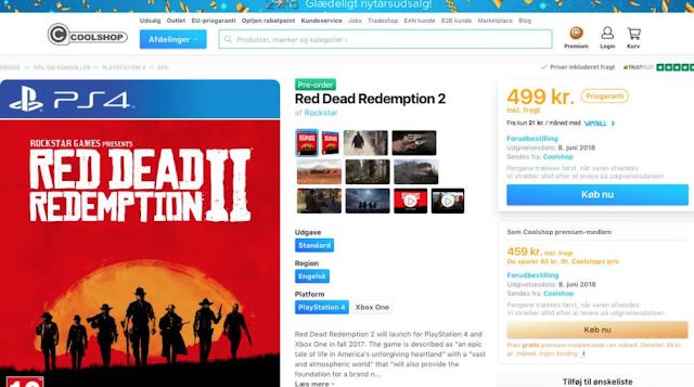 Red Dead Redemption 2 saldría en junio