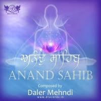 Anand Sahib Mp3 Song