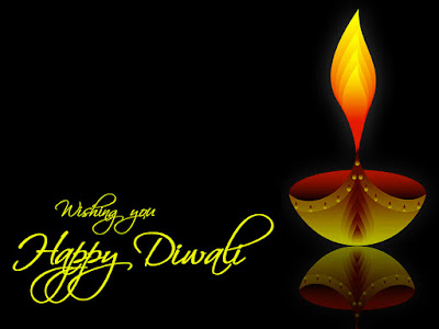 Photo Of Happy Diwali Card