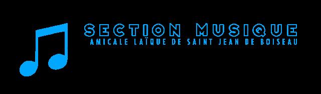 Section Musique de l'Amicale Laïque de Saint-Jean-de-Boiseau