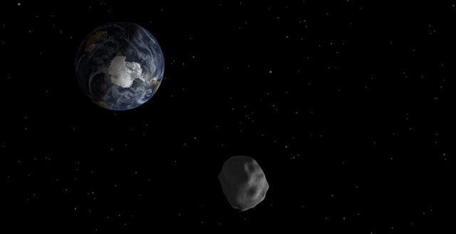 Small near-Earth asteroids are important targets of study because not much is known about them. By characterizing the smallest of the bunch, scientists can better understand the population of objects from which they originate: large asteroids, which have a much smaller likelihood of impacting Earth. (Image: NASA/JPL-Caltech)