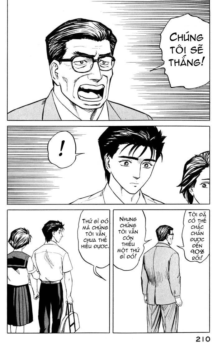 Kiseijuu chương 51: hướng đi trang 34