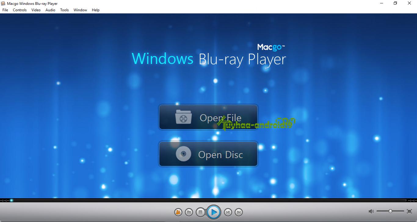 Macgo Windows Blu-ray Player kuyhaa