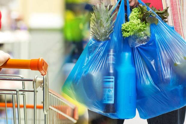 Kantong Plastik Berbayar Resmi Diberlakukan