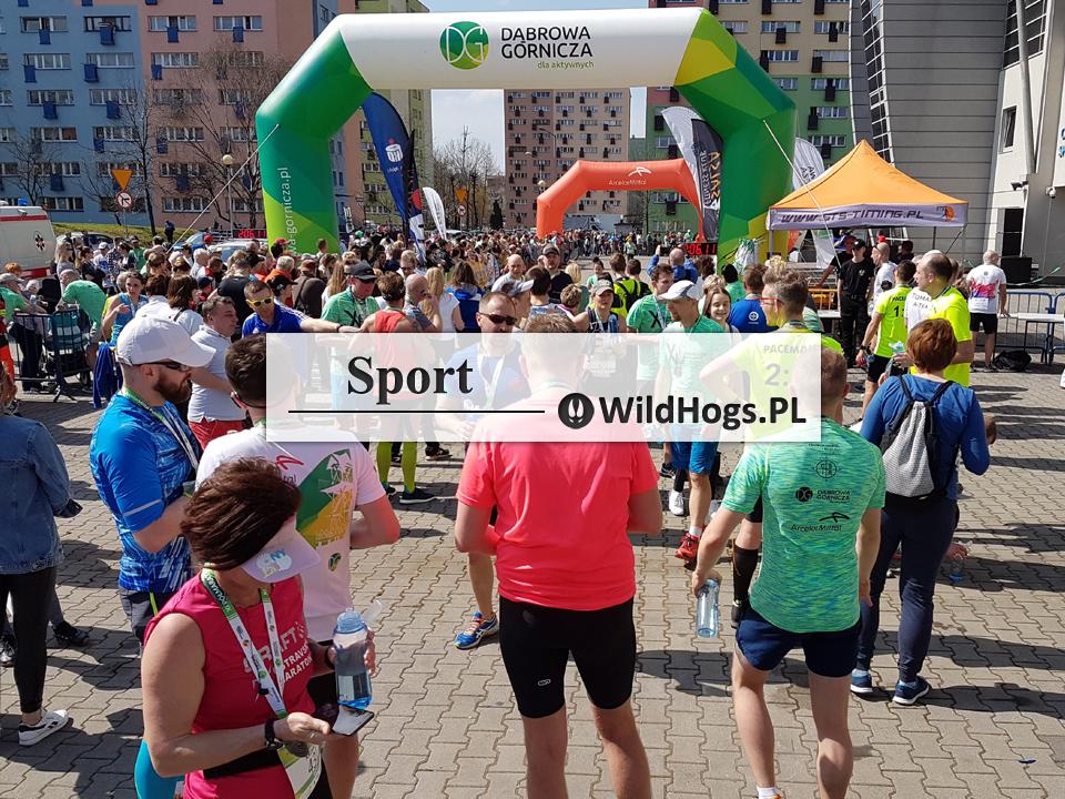 XI Półmaraton Dąbrowski
