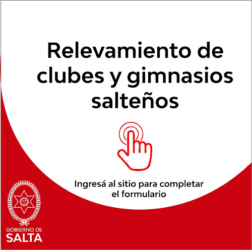 Salta: Relevamiento de clubes