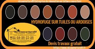 nuancier couleur hydrofuge