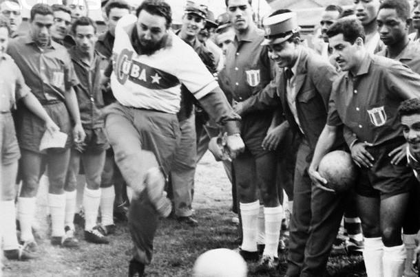Fidel Castro siempre fue un gran aficionado de los deportes Foto tomada de Trabajadores
