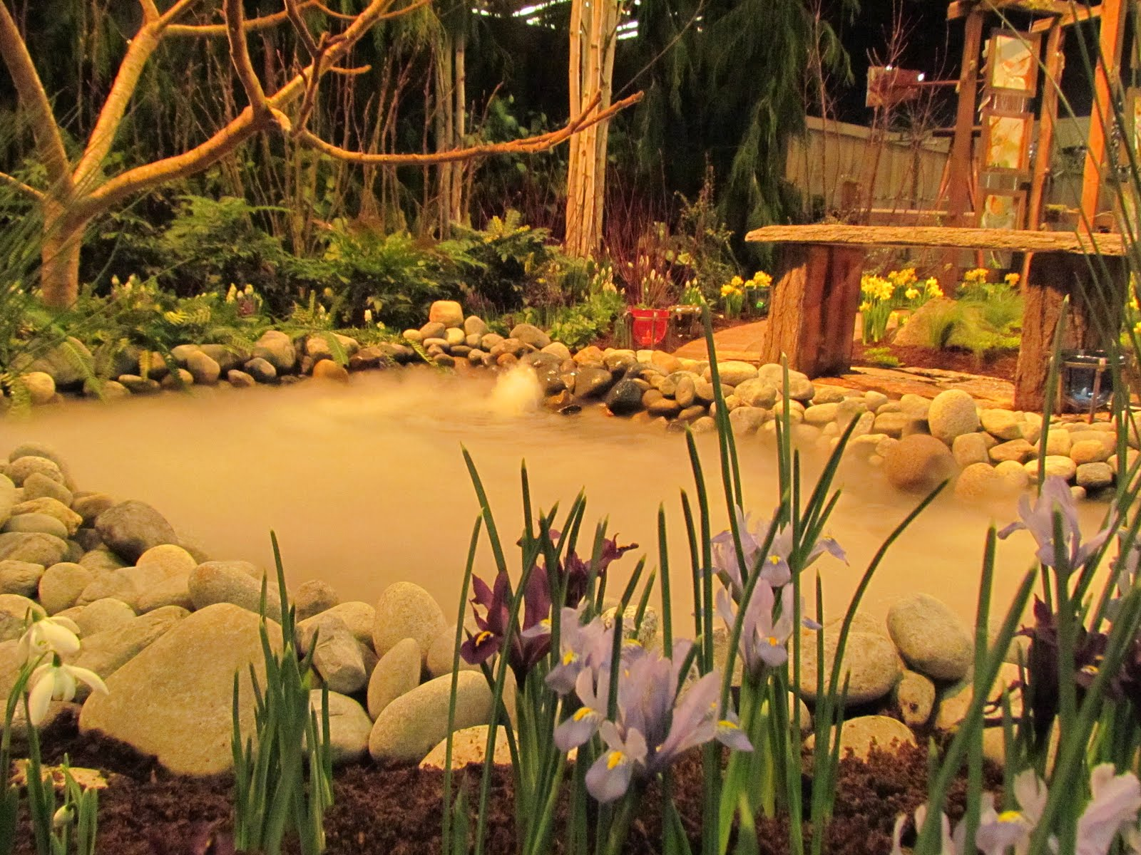 bwisegardening: Brief Reflections from Northwest Flower and Garden Show