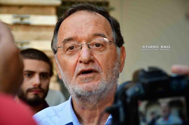 Κλήση σε απολογία του Παναγιώτη Λαφαζάνη: Η τρομοκρατία με τις εκδικητικές διώξεις εναντίον μου δεν θα περάσει