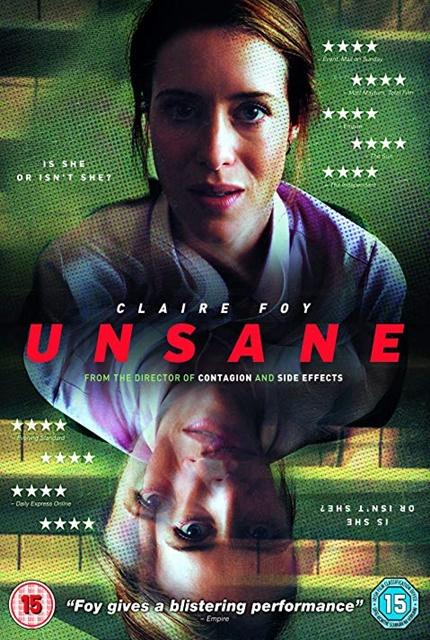 Unsane (2018) จิตหลอน หนังที่ถ่ายทำด้วยไอโฟนทั้งเรื่องของสตีเวน