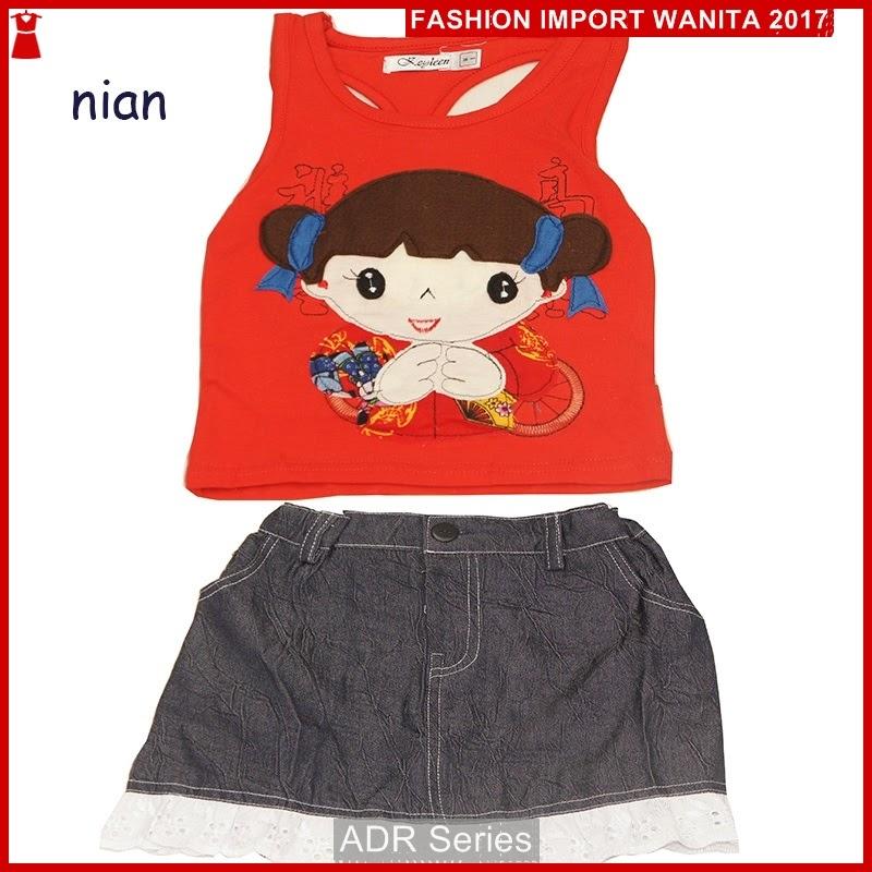 ADR179 Pakaian Wanita Nian Baby Imlek Import BMG