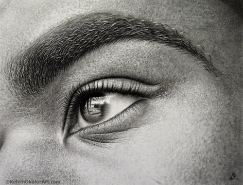 25-Eye-Kelvin-Okafor-Celebrity-Portrait-Drawings-Full-of-Emotions-www-designstack-co