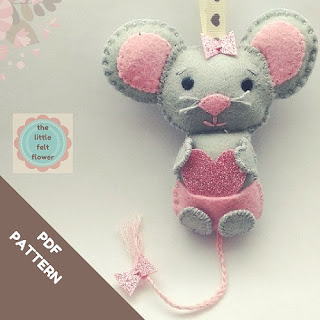 Pattern for Little Mouse