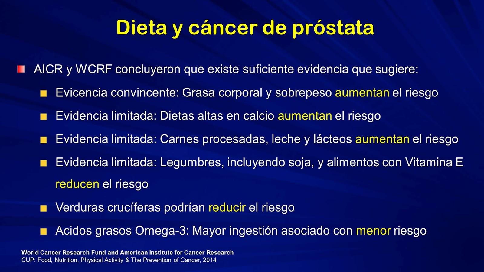 formulaciones saludables toman la próstata