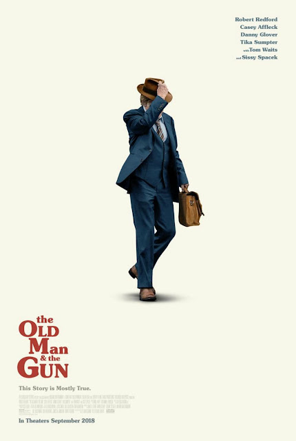 The Old Man & The Gun Robert Redford