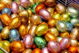Pictures Of Easter Eggs