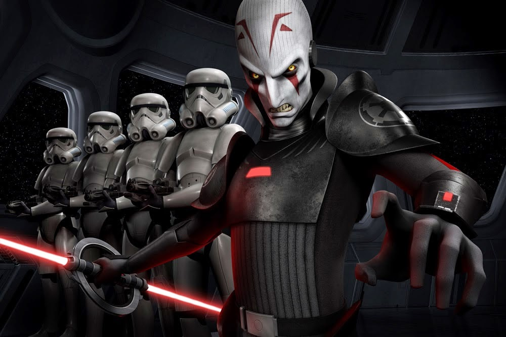 star wars episode VII rumor news of villains