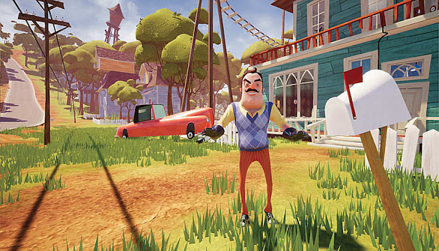 Hello Neighbor PC Game Screenshot 1