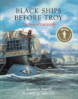 Rosemary Sutcliff's Black Ships before Troy