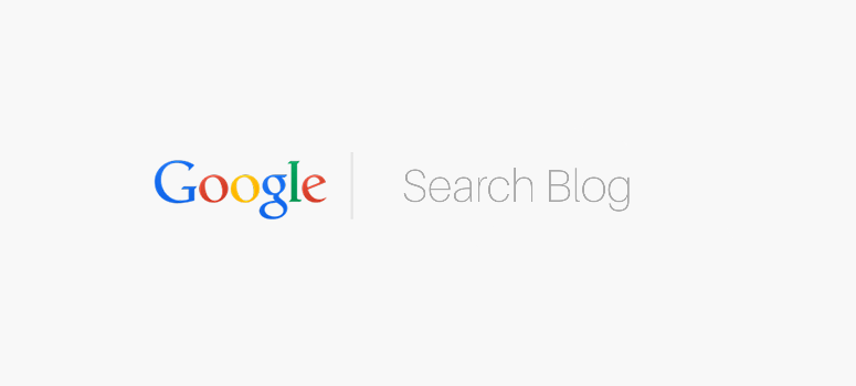 Google Search Blog