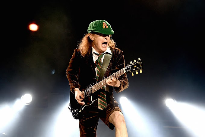 ¿AC / DC trabajando en nuevo Álbum?