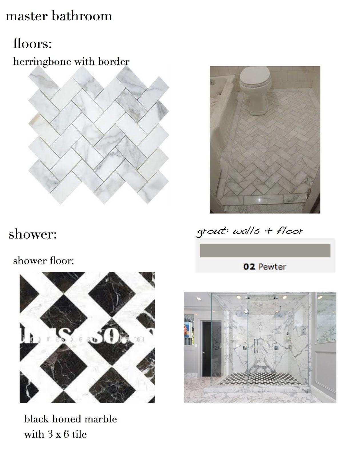 design dump tile installation notes