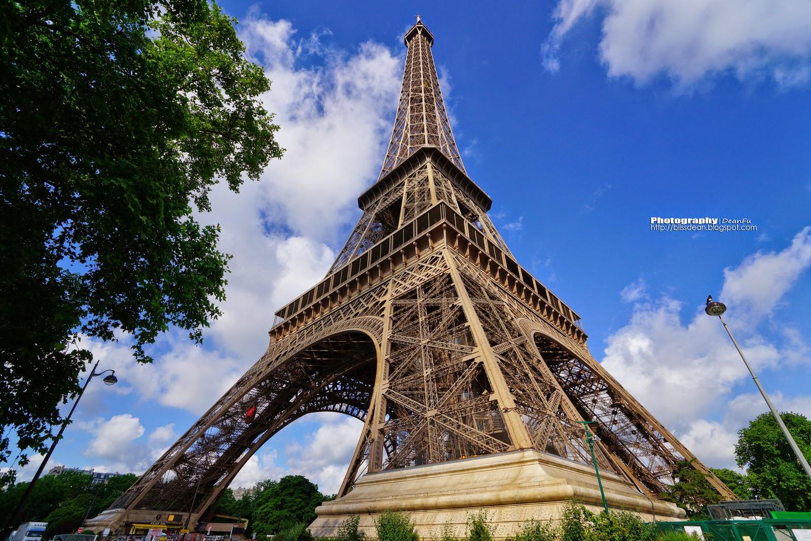 Dean Loves Travel: 【法國】北法知性之旅Day1 ~ Day2