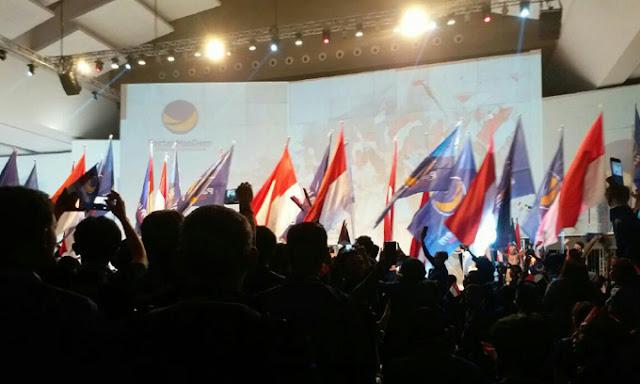 Rakernas NasDem: Formasi Khusus Hadapi Pilpres dan Pemilu