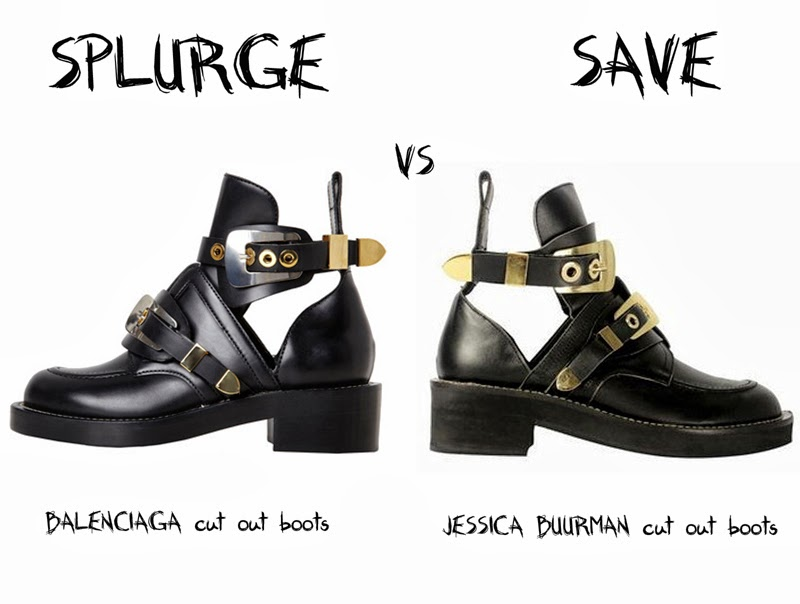 23182748bbc BALENCIAGA cut out buckle ankle boots   JESSICA BUURMAN CRUSH cut out  buckle ankle boots