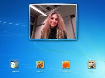 KeyLemon modifica a autenticação dos usuários utilizando imagem da webcam para fazer o reconhecimento facial