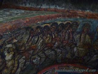 iconografia catacumba guia roma portugues cristo - A arte das Catacumbas