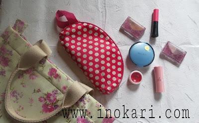 Isi tas handmade Intan